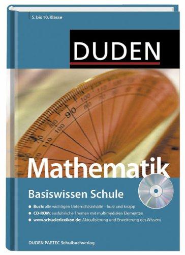 Mathematik: 5. bis 10. Klasse