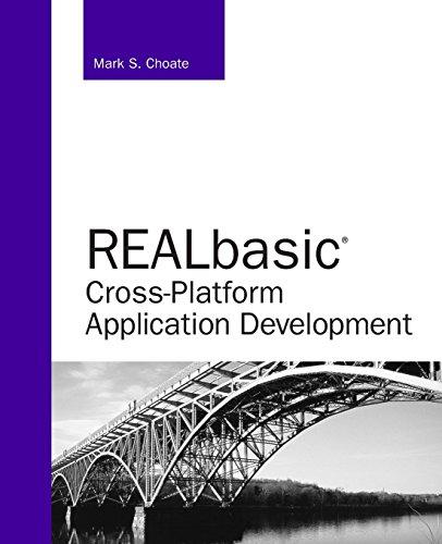 REALbasic Cross-Platform Application Development by Brand: Sams Publishing