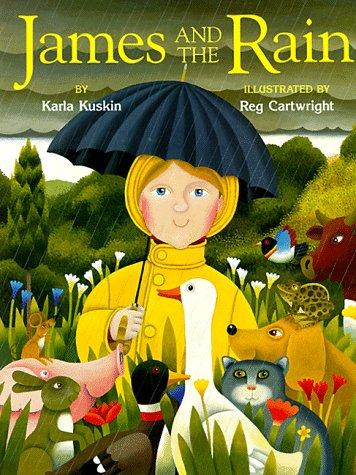James and the Rain
