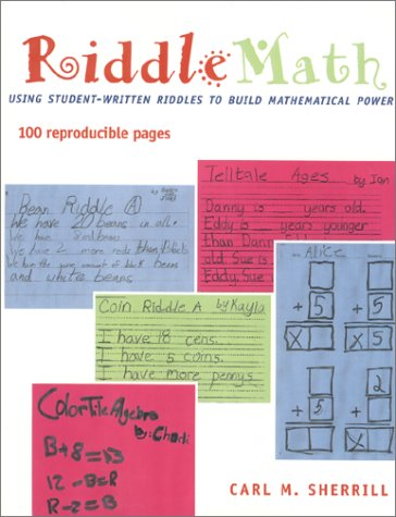 RiddleMath : Using Student-Written Riddles to Build...