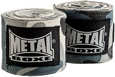 METAL BOXE Boxe 4m Bande dentrainement Mixte