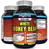 Best Carb Blockers - White Kidney Bean Supplement Pills Pure Extract Starch Review