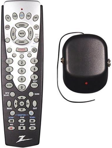 Zenith zen550 Universal IR/RF 7 Dispositivo Mando a Distancia: Amazon.es: Electrónica