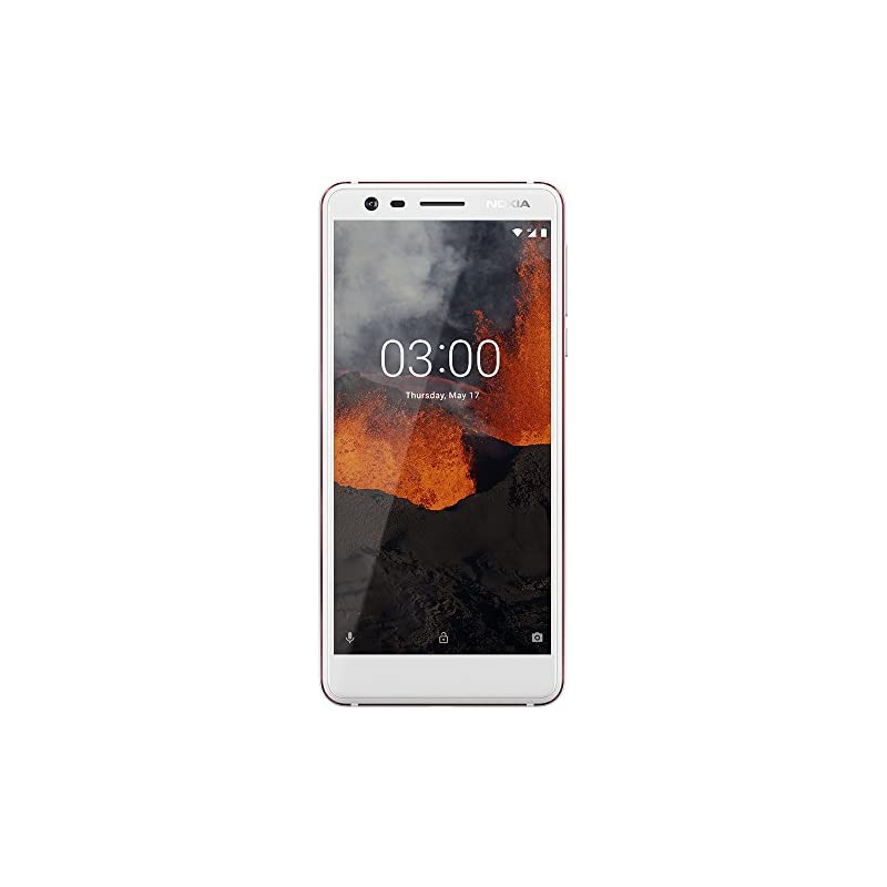 Nokia 3.1 - Android One (Oreo) -16 GB -