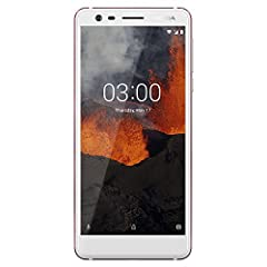 Nokia 3 delivers premium quality design to the price point. Sculpted gorilla glass, aluminum with two-side Diamond cuts, and polycarbonate back create a design that looks stunning, and the new flagship aspect ratio 18: 9 nestles perfectly in ...