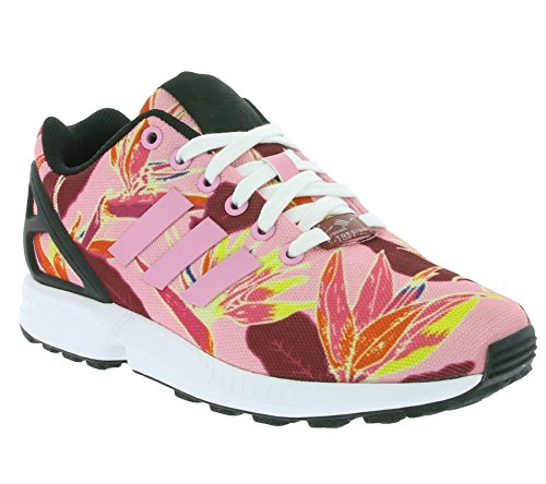 adidas Originals - ZX Flux, Sneakers da Uomo Mehrfarbig (Light Pink/Light Pink/Core Schwarz)