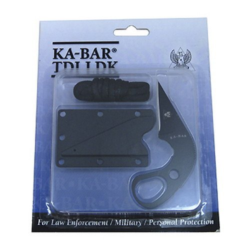 Ka-Bar TDI Law Enforcement LDK (Last Ditch Knife) with for sale  Delivered anywhere in USA