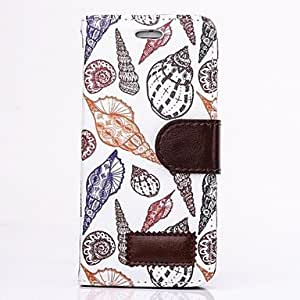 LIMME PU Leather with Card Slot Cover for iPhone 6 (Assorted Colors)