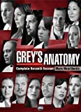 Grey's Anatomy: The Complete Seventh Season [DVD] [Region 1] [2011] by Ellen Pompeo