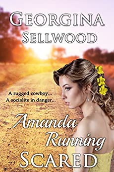 Amanda Running Scared by [Sellwood, Georgina]