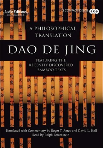 Dao De Jing: A Philosophical Translation Laozi