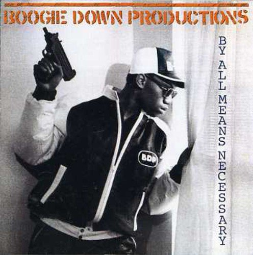Boogie Cd - By All Means Necessary