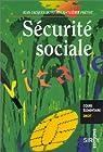 Sécurité sociale, 10e édition par Dupeyroux