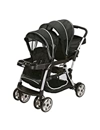 Graco Ready2grow Click Connect LX Stroller, Gotham 2015 BOBEBE Online Baby Store From New York to Miami and Los Angeles