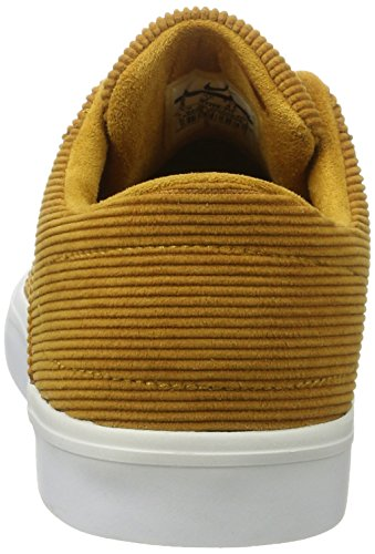 Nike Portmore Cnvs Premium, Zapatillas de Skateboard para Hombre Marrón (Desert Ochre/white)