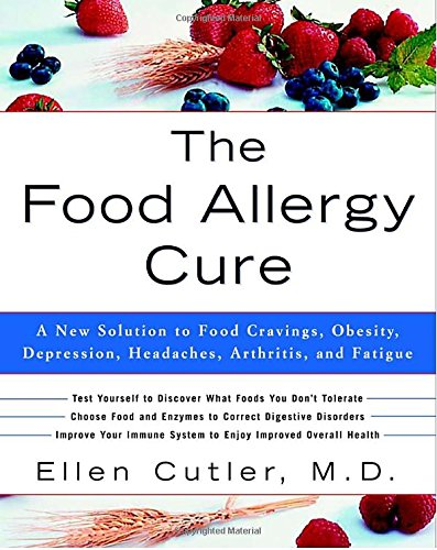 Food Allergy Cure Depression Headaches product image