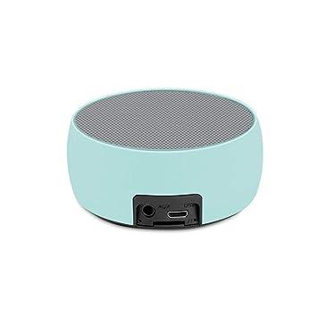 Altavoz Inteligente Altavoz Bluetooth Tarjeta Creativa para ...