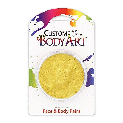 Custom Body Art Pearlescent Single