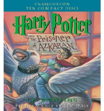 [ Harry Potter and the Prisoner of Azkaban (Harry Potter (Audio) #03) [ HARRY POTTER AND THE PRISONER OF AZKABAN (HARRY POTTER (AUDIO) #03) ] By Rowling, J K ( Author )Feb-01-2000 Compact Disc by Listening Library