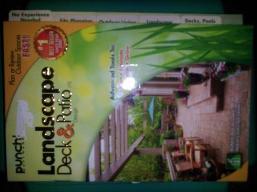 Punch Software Landscape Deck & Patio V16