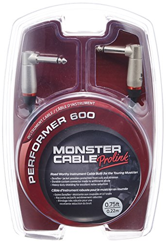 (Monster Performer 600 Instrument Cable - 8