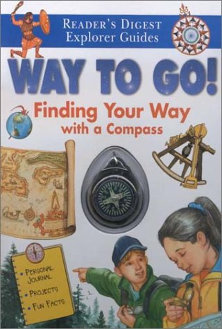 Way To Go! Finding Your Way With a Compass
