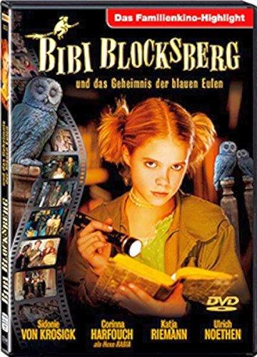bibi blocksberg und das geheimnis der blauen eulen dvd. Black Bedroom Furniture Sets. Home Design Ideas