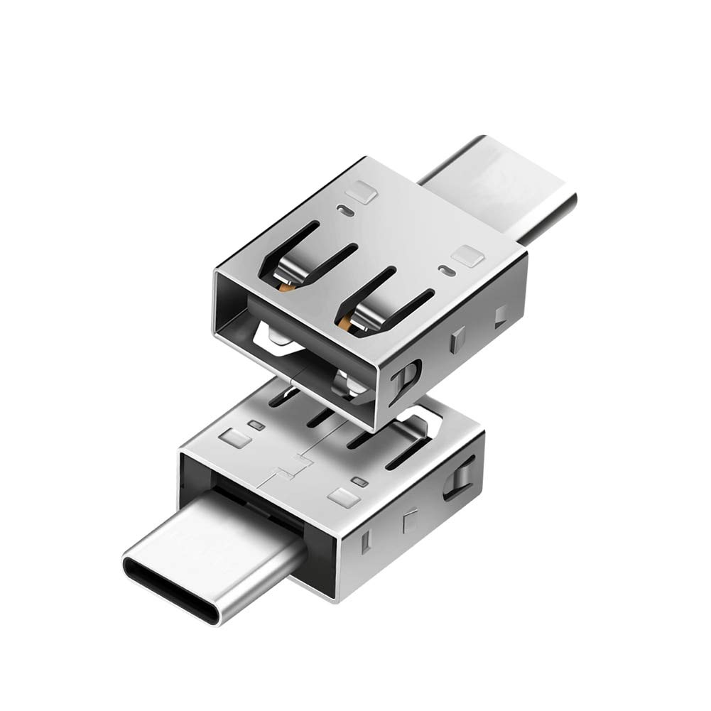 Computer Cables Type-C Adapter USB2.0 OTG Type C Converter for MacBook Xiaomi Mi Mix Letv LeEco Le X720 XXM8 Cable Length: Other