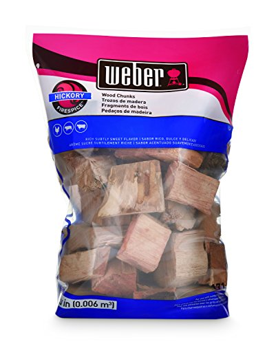 Weber Stephen Products 17148 Hickory Chunks