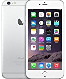 Apple iPhone 6 Plus 16 GB Unlocked, Silver (Certified Refurbished)