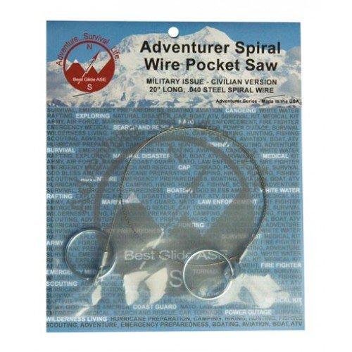 Best Glide ASE Adventurer Spiral Wire Pocket Saw
