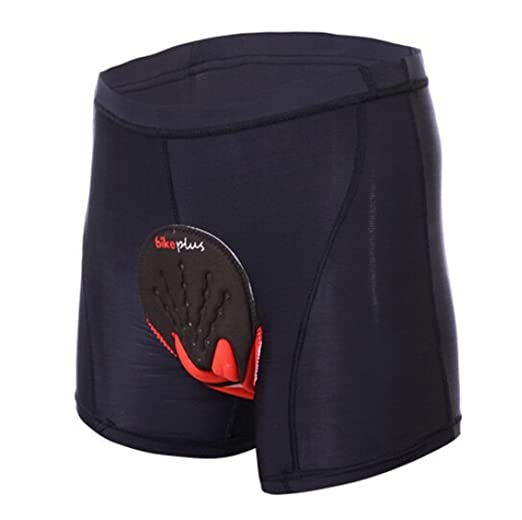 67 opinioni per ALLY Ciclismo Mutande Gel 3D Imbottite Bicicletta Pants, Uomo Boxer