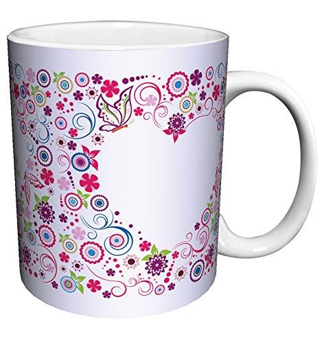 11 Oz Mug Valentines Day Poem Romance Quote Decorative Ceramic Gift Coffee Tea, Cocoa