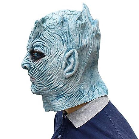 Juego De Tronos Noche De Halloween Máscara Del Rey Walker Cara ...