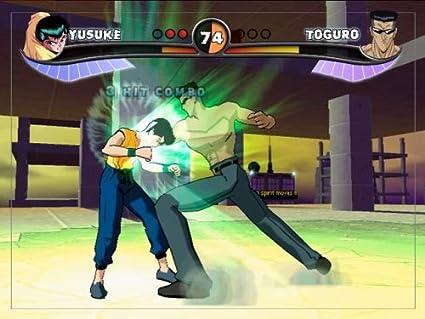 Yu Yu Hakusho Dark Tournament - PlayStation 2