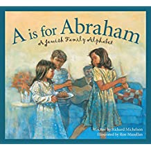 A is for Abraham: A Jewish Family Alphabet (Sleeping Bear Alphabets: Cultures)
