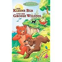 Der kleine Bär und die große Wildnis - Der Film zur Serie [VHS]