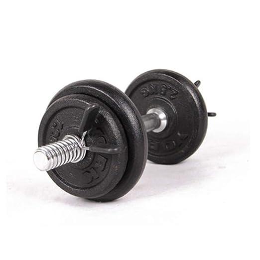 Mjd Mancuerna Barbell Lock 2Pcs 30mm Barbell Gym Barra de ...