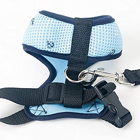 Pet Supplies : HBK2 Cat Harnesses Breakaway Vest and Cats Leash Vest ...