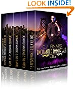#4: Enchanted Immortals Series Box Set: Books 1-4 plus Novella