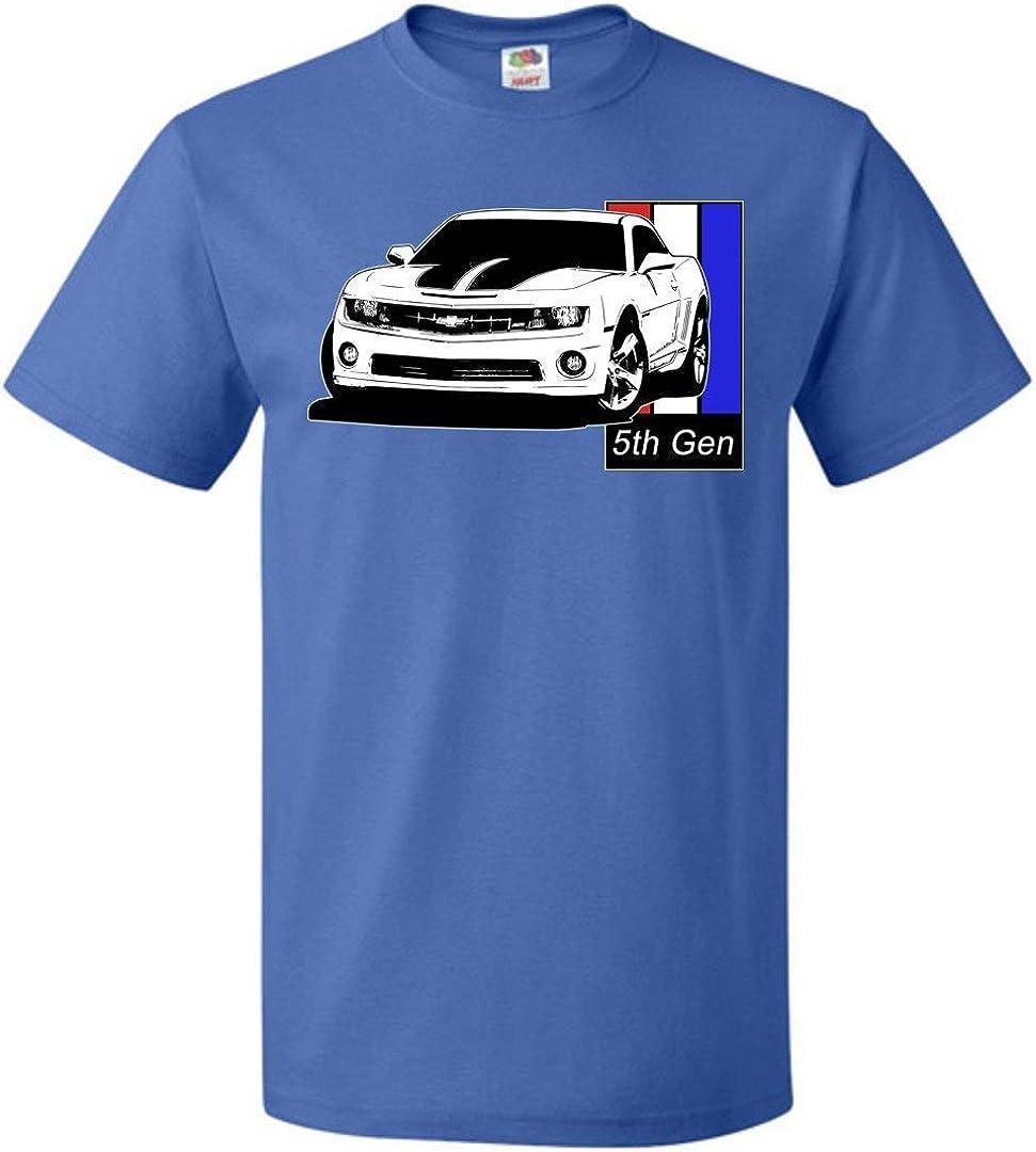 Aggressive Thread 5TH Gen Chevy Camaro SS T-Shirt