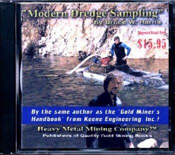 Read Online Modern Dredge Sampling (Modern Gold Dredging, Volume 3) pdf