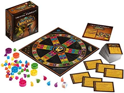 Trivial Pursuit: World of Warcraft Edition: Amazon.es: Juguetes y juegos