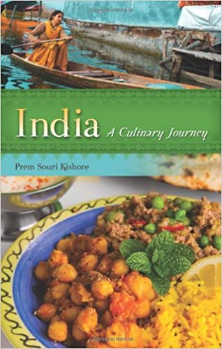 India a culinary journey the hippocrene cookbook library prem india a culinary journey the hippocrene cookbook library prem kishore 9780781812634 amazon books forumfinder Images