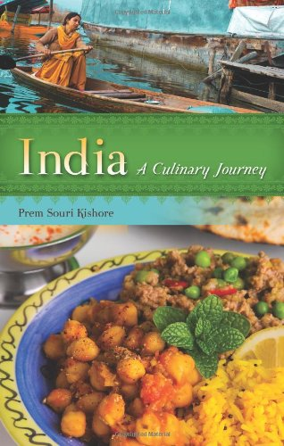 India: A Culinary Journey (The Hippocrene Cookbook Library)