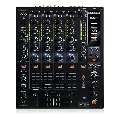 Reloop RMX-60 mezclador DJ – Mezclador para DJ (20-20000 Hz)