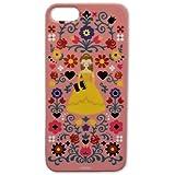 カスタムカバー iPhone 5s ディズニー チロリアンデザインシリーズ(ベル)【iPhone SE/5s/5対応】