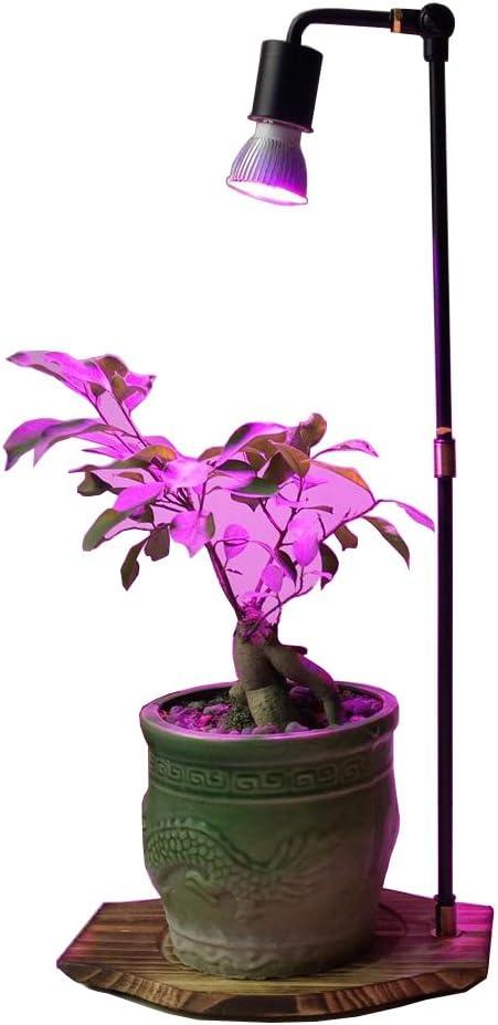 30W Full Spectrum Led Plant Grow Lights Desk Table Lamp E27 220V for Home Indoor Plants Growing