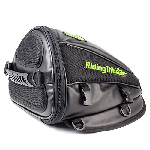 Motorcycle Back Seat Bag - 8