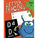 Letter Tracing: Handwriting practice for preschool and kindergarten (Letter Tracing Practice)